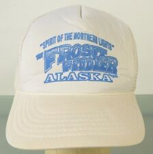 Spirit of the Northern Lights Frosty Fiddler Music Shop Trucker Mesh Hat Cap