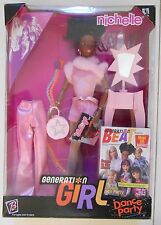 New Barbie Nichelle Generation Girl Dance Party