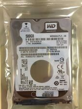 New WD Black 500GB Performance Laptop HDD- 7200 RPM SATA6 32MB Cache WD5000