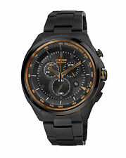 CITIZEN AT2187-51E Eco-Drive WDR 3.0 Chronograph Black Mens Watch