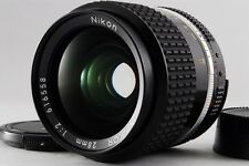 [Exc+++++] Nikon Ai-s Nikkor 28mm f/2 Ais MF Wide Angle Lens From Japan #00037