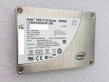 """Used INTEL 300GB 710 Series 2.5"""" SATA SSD SSDSA2BZ300G3 Solid State Drive"""