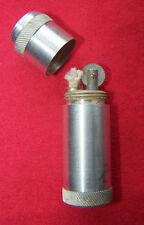 WWII  WW2  German Original Cigarette Cigar Trench LIGHTER. Mint! Rare! Vintage.
