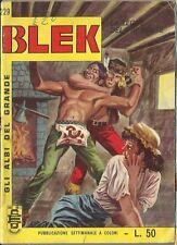Gli albi del GRANDE BLEK n° 229 (Dardo, 1967) - libretto