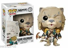 Magic The Gathering POP! AJANI GOLDMANE 10cm Vinyl Figur OVP Funko Planeswalker