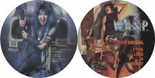 EX! WASP - LIVE ANIMAL (F**K LIKE A BEAST) VINYL PICTURE DISC MFN P 12 KUT 109