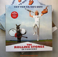 Rolling Stones , Get Yer Ya-Ya's Out _40th Anniversary Deluxe Box (3LP_3CD_DVD)