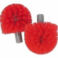 Unger UNG BBRHR Toilet Bowl Brush Replacement Heads 10 count