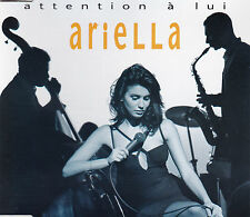 Ariella - Attention à lui (CD, 1992, BMG, RARE/OOP) Germany, Complete