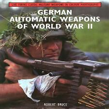 German Automatic Weapons of World War II (Live Firing Classic Military Weapons i