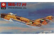 PLASTYK S024 1/72 MiG-17 PF Syria