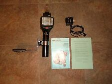 VTG ROLLEI E 36 RE CAMERA FLASH WITH E34CE36RE CHARGER, BULB, MOUNT & MANUAL
