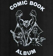 "4 Premium BCW Comic Book 3"" Collector Album - 3 D Ring Binder  80 Comic Storage"