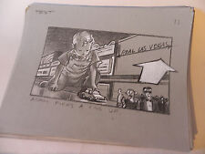 HONEY I BLEW UP THE KID 1992ORIGINAL STORYBOARD ART CARL ALDANA#11