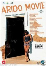 Arido Árido Movie DVD [Subtitles English + Spanish + Portuguese][ Selton Mello ]