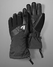 NEW! Eddie Bauer Touchscreen Claim Ski Snowboard Glove First Ascent Black X-L