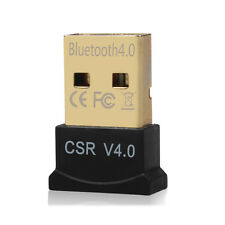 Adapter Mini Dongle Stick EDR Dual-Mode HighSpeed Dongle Bluetooth V4.0 USB 2.0