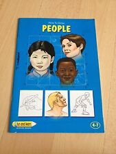 AXIOM PUBLISHING, NORM HAMDORF, HOW TO DRAW PEOPLE