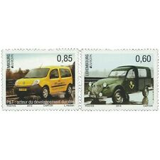 Luxembourg 2013 - Europa 2013: Postal Vehicles Car Truc