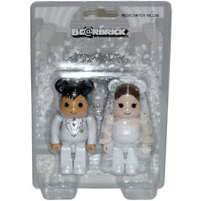 Medicom Be@rbrick Bearbrick Greeting Marriage 2 PLUS exclusive 100% Figure Set
