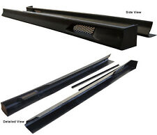 HONDA CIVIC EK 96-00 3DR ZERO STYLE SIDE SKIRTS PLASTIC - CARBON CULTURE BRAND