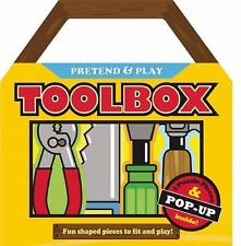 Pretend and Play Ser.: Pretend and Play: Toolbox (2013, Board Book)