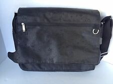 "Targus Black & Grey 15"" Computer Bag W/Magnetic Side Closure, Zip Pockets"