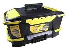 Stanley Click N Connect Deep Tool Box & Organizer STST19900 TOOL BOXES NEW