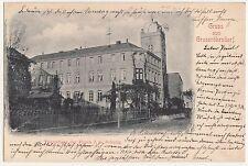 Litho Ak Gruss aus Grossröhrsdorf Thurmhaus der Firma J.G. Schurig 1901 ! (A1391