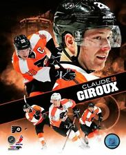 """CLAUDE GIROUX """"Philadelphia Flyers"""" LICENSED un-signed picture poster 8x10 photo"""