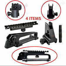 Carry Handle w A2 Rear Sight, Top Mount, A2 High Profile Front Sight Post + Tool