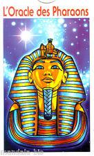 L'Oracle des Pharaons - 52 Cartes avec Livret (Tarot, carte, divination)