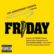 Various Artists Friday: 10th Anniversary Edition CD BRAND NEW