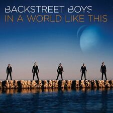 In a World Like This Backstreet Boys(Audio CD)K-BAHN LLC / BMG Rights Management