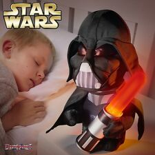 DISNEY STAR WARS DARTH VADER GO GLOW PAL BUDDY NIGHT LIGHT 10 MIN AUTO FADE
