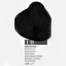 Tintura Capelli 1/0 Nero Intenso Farmagan Hair Color Tubo 100ml