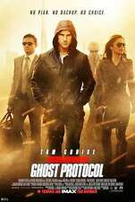 Mission: Impossible - Ghost Protocol (DVD, 2012) Packaging is Foreign