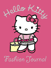 Fashion Journal (Hello Kitty), , New Book