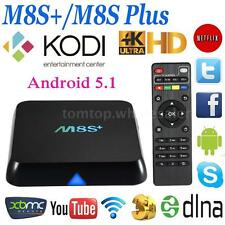 M8S Plus TV Box Amlogic S812 Quad Core Android 5.1 2.4G&5G Wifi M8S+ 2GB/8GB
