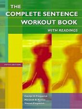 The Complete Sentence Workout Book with Readings 5th Edition