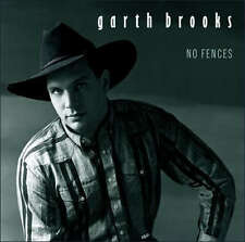 GARTH BROOKS No Fences CD BRAND NEW Remastered