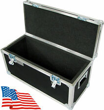 ATA Kent Custom Road Flight Hard Trunk Case Phil Jones Bass M-500 Bass Head 1/4""
