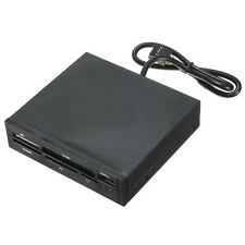 3.5 '' ALL IN 1 internal USB 2.0 card reader reader 9-pin flasher memory N3