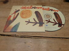 Seabear - THE GHOST THAT CARRIED US AWAY !!!!!!!! RARE PROMO CD