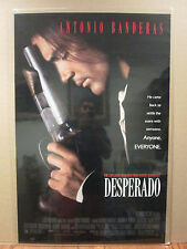 Vintage Desperado Antonio Banderas 1995 movie poster 8819