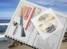 SPRINGFIELD Armory GARAND M1 Rifle Owners  Manual + WWII Army Training VIDEO DVD
