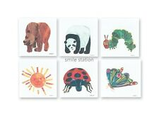 12 Eric Carle Temporary Tattoos Kid Party Goody Loot Bag Filler Favor Supply