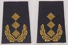 Dienstgradabzeichen Rangschlaufen, gestickt Generalleutnant .........D7015