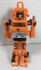 Hasbro Takana Transformer Crane 1980-1982 Toy For Parts Or Repair Nice Rare Look
