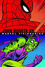 Marvel Visionaries: John Romita Sr. by Roy Thomas, Stan Lee, Tom DeFalco,...